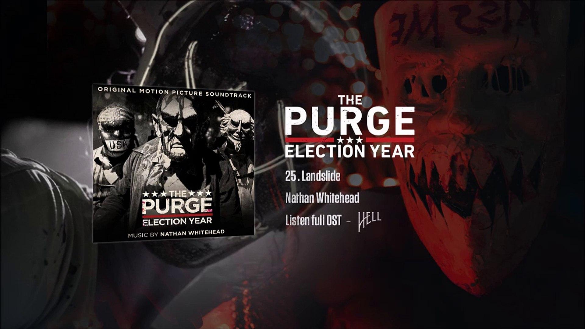 The Purge Election Year Ost Landslide Nathan Whitehead