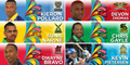 CPL 2016 Highlights | Trinbago Knight Riders v St Lucia Zouks | TKR vs STZ TKR vs STZ | CPL 2016