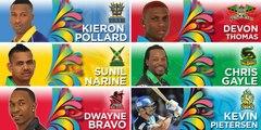 CPL 2016 Highlights   Trinbago Knight Riders v St Lucia Zouks   TKR vs STZ TKR vs STZ   CPL 2016