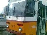 Budapest Tram - CKD Tatra T5C5 2009.10.29