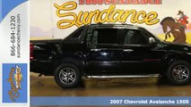 Used 2007 Chevrolet Avalanche 1500 Grand Ledge MI Lansing, MI #X95209