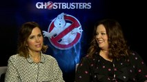 Ghostbusters cast play 'Who you gonna call?' quiz