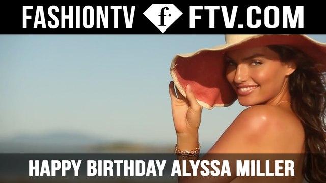 Alyssa Miller Happy Birthday!   FTV.com