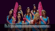 So Hot Clips (Wanna Be, Brave Girls, Gugudan, BEAST, Taeyeon)
