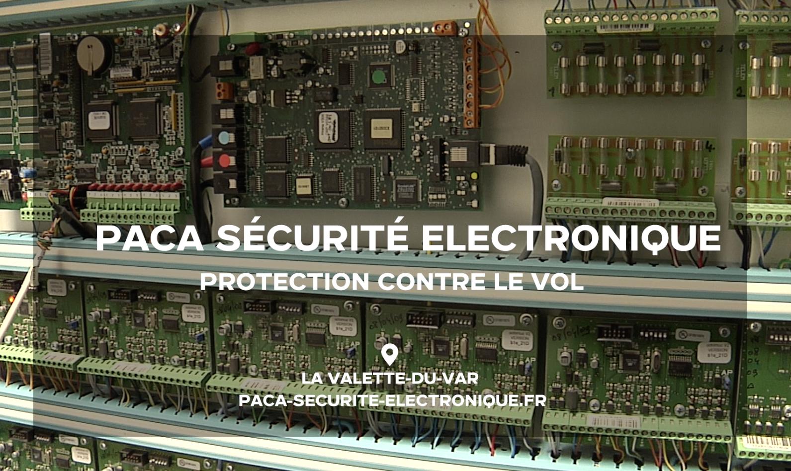 Installations alarmes – Dépannages alarmes – Système de sécurité à La Valette du Var 83