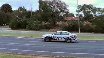 ACT Police units responding - 25/03/2014