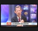 Quand les guignols rendaient hommage à Michel Rocard