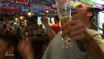 France-Irlande (Euro 2016) : Ambiance dans un pub irlandais
