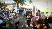 Los sondeos a pie de urna reflejan un empate técnico en las legislativas australianas