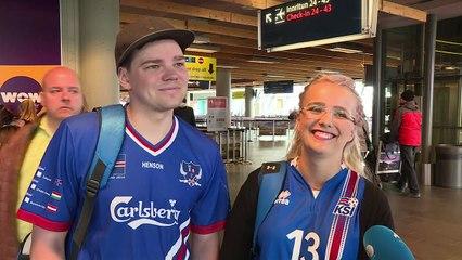 Euro-2016: la fièvre du foot s'empare de l'Islande