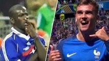 L'évolution des célébrations de buts chez les Bleus