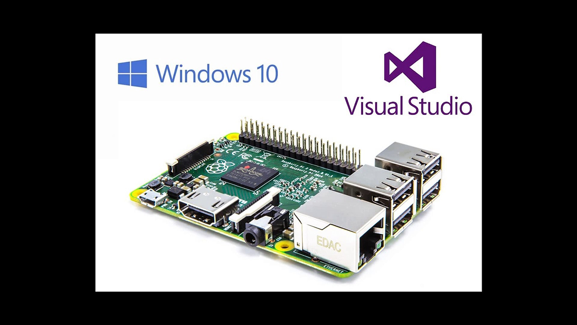 Use GPIO Controller with VB NET - Raspberry Pi 2 IoT Windows 10 - Blink  Example