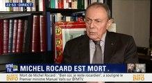 Le décès de Michel Rocard - Zap actu du 04/07/2016 par lezapping