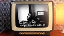 """Jean-Luc GODARD... La """"télé"""" ça fabrique de l'oubli et le cinéma des souvenirs...!"""