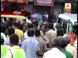 Clash at Garia,clash between police and Bandh supporters