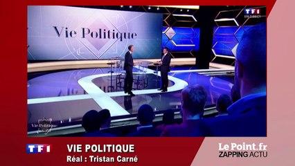 """Zapping du """"Point"""" - Mort de Rocard : """"Il faut être à la hauteur de son engagement"""" selon Valls"""