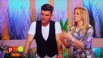 En direct à la télé polonaise, un magicien rate son tour et transperce la main de la présentatrice