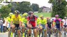 Resumen - Etapa 3 (Granville / Angers) - Tour de France 2016