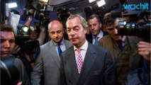 """Brexit Leader Nigel Farage Steps Down Because He """"Wants His Life Back"""""""