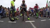 Onboard camera / Caméra embarquée - Étape 3 (Granville / Angers) - Tour de France 2016