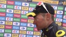 Cyclisme - Tour de France : Voeckler «Armindo (Fonseca) l'aurait mérité plus que moi»