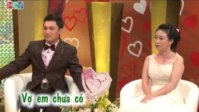 Tâm sự với cặp vợ chồng khiến Quốc Thuận muốn đập điện thoại | Quang Liêm - Thùy Dung | VCS 111