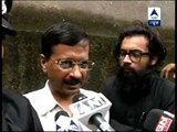 Drop sedition charges against cartoonist Aseem Trivedi, or we will agitate, warns Kejriwal