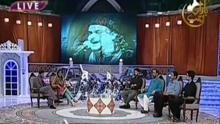 amjad sabari last word speach Amjad sabri ki zindagi - Samaa Ke Mehmaan AMJAD SABRI MOTHER SHARES HIS LAST
