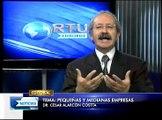 Editorial RTU Noticias 29/10/2012 Tema: Pequeñas y medianas empresas