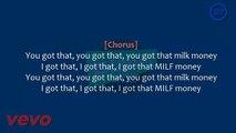 Fergie - M.I.L.F $ [ Lyrics ].