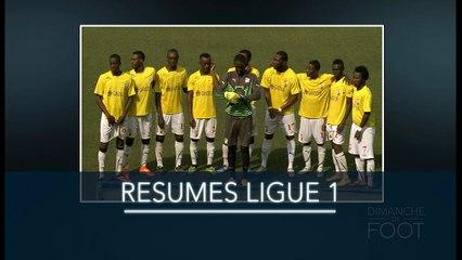 Résumé de la 20e journée de Ligue 1 ivoirienne de DDF du 3 juillet 2016
