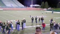 "Ohio University Marching 110 Alumni - ""Littlest Alumnus- Drumline"" - 10/15/11 - Postgame"
