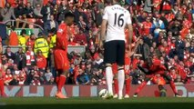 Fastest Red Card 38 Second Steven Gerrard Liverpool vs Manchester United 22/03/2015