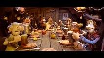 Les Pirates ! Bons À Rien , Mauvais En Tout (3D) - Bande-Annonce 1 VF - Au Cinéma Le 28-03-12 [HD]