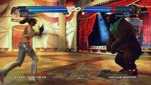 Tekken 5 Arcade casuals Ultra-Hard (Bryan) - video dailymotion