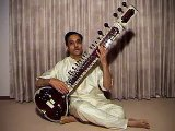 Hold Sitar and Pluck wire - How to Learn Sitar - Sharda Music