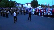 Kilcluney Volunteers (No.8) @ Ballynahinch P.B. Parade 27/06/14