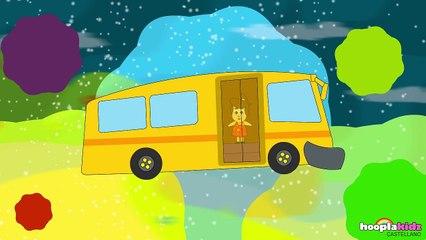 Wheel On The Bus - Las Ruedas del Autobús