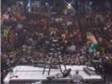 Wwf - edge spears jeff hardy in ladder match (complete)