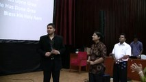 Healed From a Blood Issue After 15 Years - Testimony From Colombo Needs Christ 13.03.2013