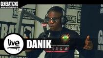 Danik - EASports (Live des studios de Generations)
