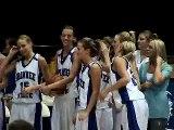 Shawnee State University Lady Bears Basketball AMC Trophy Portsmouth Ohio 2 28 2009