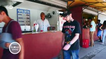 "Chiles' global snack: ""Mote con huesillos"" | Global 3000"