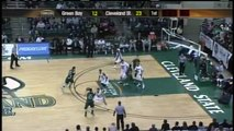 2-26 MBB Green Bay at Cleveland State