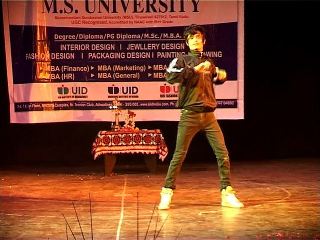 Smashing Dance By Universal Institute Of Designing Student Video Dailymotion