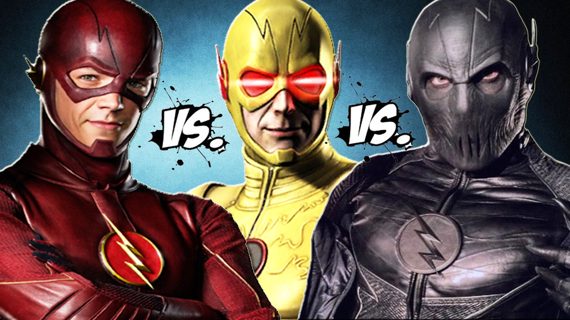 The Flash Vs Reverse Flash Vs Zoom Video Dailymotion