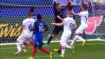 Франция 5:2 Исландия   Чемпионат Европы 2016   1/4 финала   Обзор матча