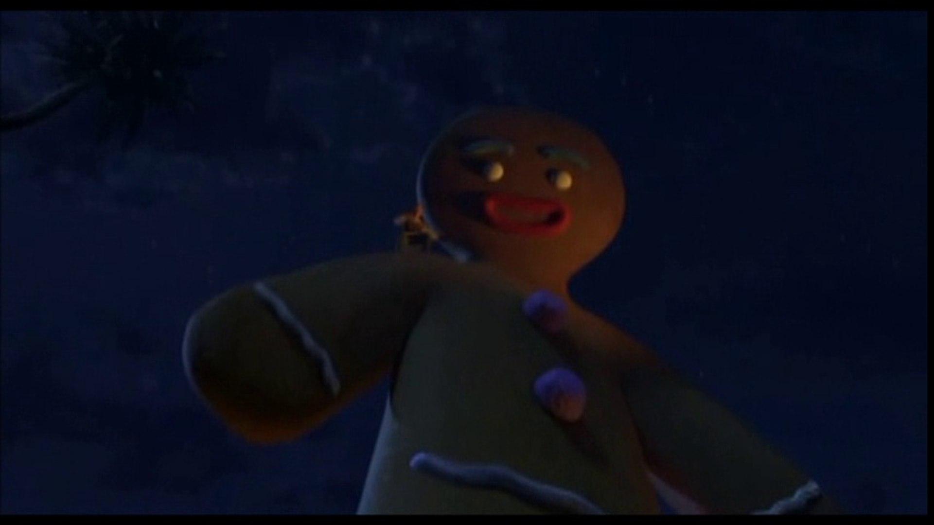 Biscotto gigante shrek