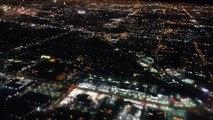 Voler au-dessus des feux d'artifices de Las Vegas un 4 juillet