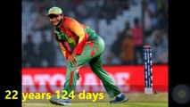Top 10 Youngest Captains in ODI History
